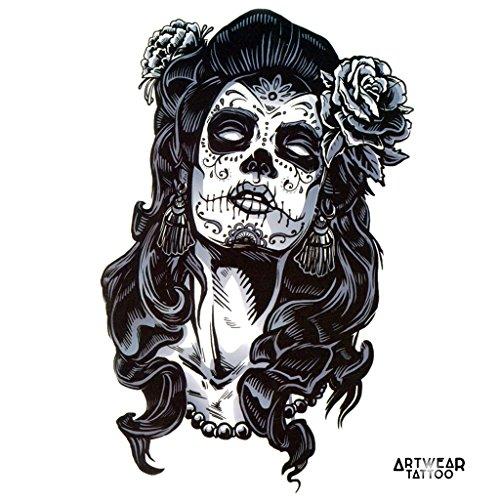 Artist Temporary Tattoo (water transfert) \