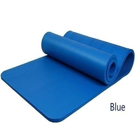 Llxxx colchoneta Yoga-NBR Antideslizante Estera de Yoga ...