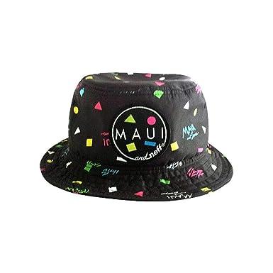 Neff Womens Maui Bucket Hat One Size Black at Amazon Women s ... bfd52232f8c