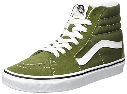 Moss Sk8 True Unisex Winter Adulto Zapatillas hi White Verde Vans x0wnq67Uw