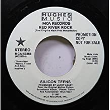 SILICON TEENS 45 RPM Theme from Planes, Trains And Auto-Mobiles / Theme from Planes, Trains And Auto-Mobiles