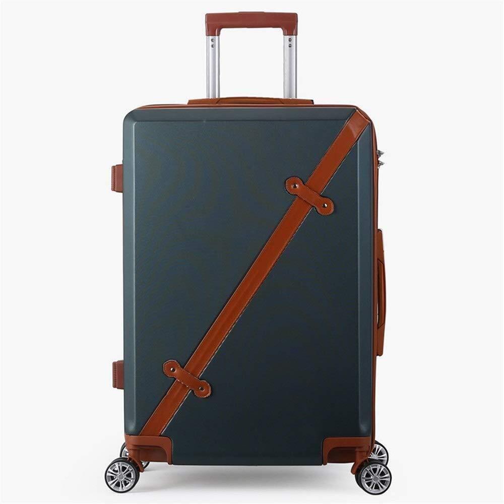 cd9ea795758e Amazon.com: 2 Pack 360° Suitcase - TSA Lock Design Trolley Cases ...