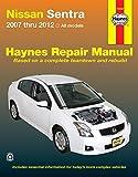 Nissan Sentra, Editors of Haynes Manuals, 1620921030