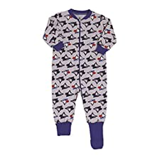 MLB Toronto Blue Jays Logo Licensed Uniform Baby Sleeper / Jumper