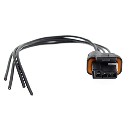 Sensational Amazon Com Motoall Alternator Lead Wire Repair Harness Voltage Wiring 101 Capemaxxcnl
