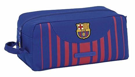 Safta Zapatillero F.C. Barcelona 17 18 Oficial 340x180x150mm  Amazon ... bb3610146080f