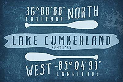 Lake Cumberland, Kentucky - Lake Essentials - Latitude and Longitude