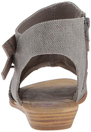 Blowfish Grey Women's Balla Wedge Sandal gXg0q