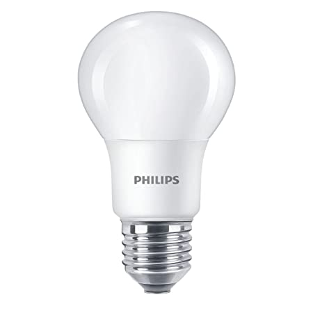 Philips LED GLS Lamps Warm White ES 8.5W 6 Pack: Amazon.co