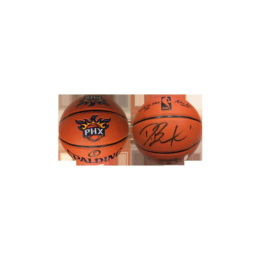 Devin Booker Autographed Signed Auto Official NBA Game Basketball Phoenix Suns NBA Holo Certified Authentic