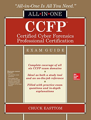 Download CCFP Certified Cyber Forensics Professional All-in-One Exam Guide Pdf