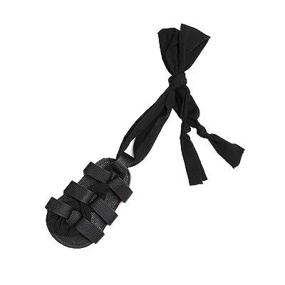 Fullkang Baby Anti-slip Bandage Cross-tied Sole Shoes Toddler Crib Prewalker