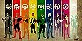 Green Lantern Core Playmat