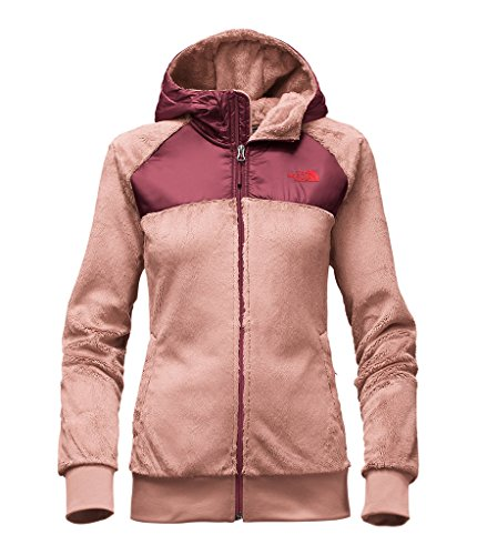 Womens Oso Hoodie Jackets (The North Face womens OSO HOODIE NF0A2TEBHCZ_L - ROSE DAWN)