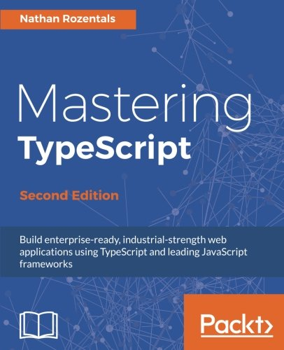 10 Best Typescript Books to Learn how to build large apps