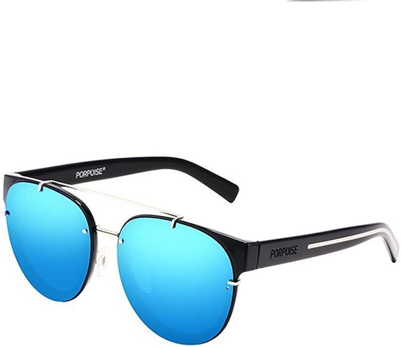 64b05dd142 Arctic Star Polarized Casual Sunglasses Round Sunglasses Female Polarized  Glasses Colorful Beautiful Beach Sunbathing (Black