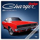 Best Charger For Americans - Dodge Charger 2019 12 x 12 Inch Monthly Review
