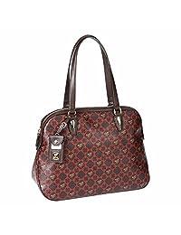 Handbag Piero Guidi GiIo' - brown