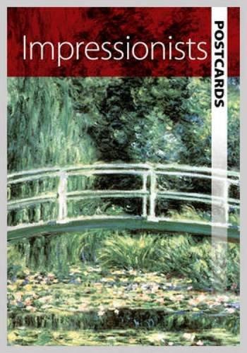 Impressionists Postcards (Dover Postcards)