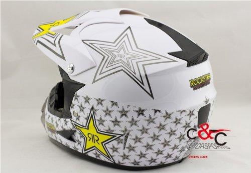 Amazon.com : Casco capacete The Off Road Motorcycle Helmet Moto Dirt ...