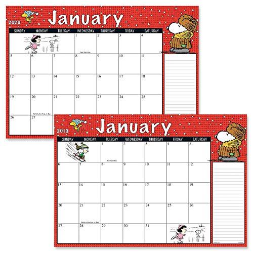 2019-2020 Peanuts Calendar Pad - 11