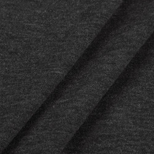 Amlaiworld herbst Frauen locker V-Ausschnitt pulli damen warm Langarmshirts Freizeit Bluse mode pullover tops mit Tasche Schwarz