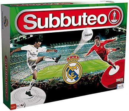 Eleven Force Subbuteo Playset Real Madrid CF 2019/20, Juventud Unisex, 42 x 29 x 10 cm: Amazon.es: Juguetes y juegos