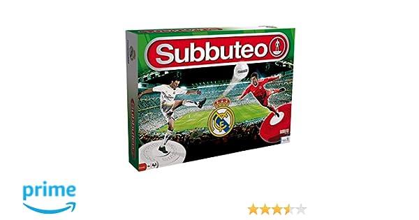 Eleven Force Subbuteo Playset Real Madrid CF 2019/20: Amazon.es ...