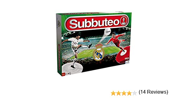 Eleven Force Subbuteo Playset Real Madrid CF 2019/20: Amazon.es ...