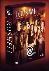 Roswell - Die komplette dritte Staffel (5 DVDs) [Import allemand]