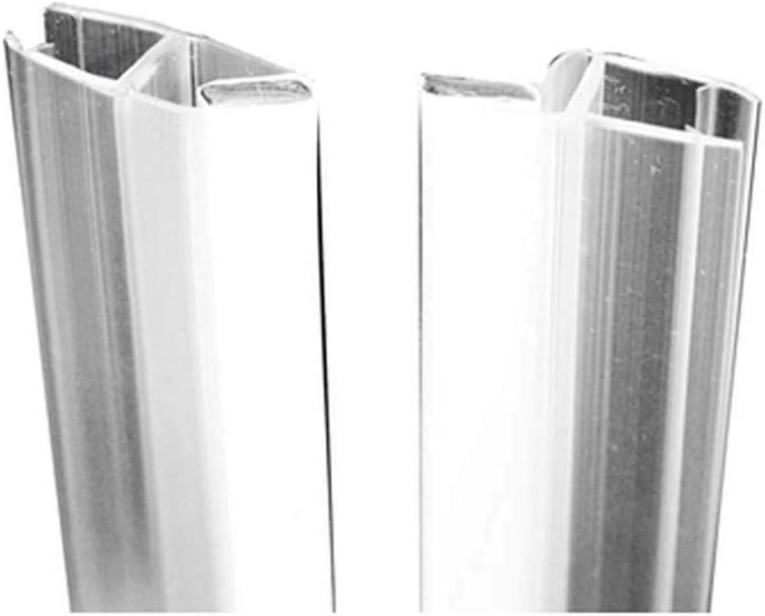 Par Junta Cierre magnético puerta box cabina ducha Essential cm 190: Amazon.es: Bricolaje y herramientas