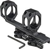 American Defense AD-RECON 34 STD Riflescope Optic Mount, Black