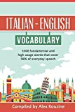 Italian %2D English Vocabulary%3A 5%2C30