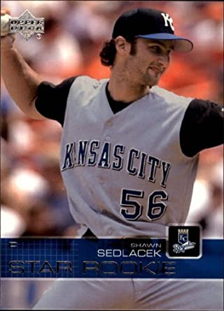 Amazoncom 2003 Upper Deck Baseball Card 15 Shawn Sedlacek
