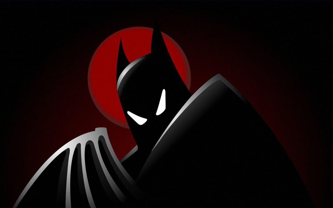 Batman The Animated Series (38x24 inch, 96x60 cm) Silk ...