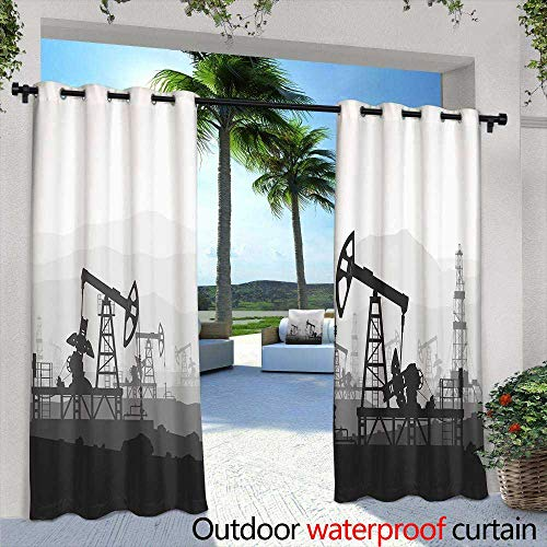 (Lightly Balcony Curtains,Norwegian Forest cat Months Old Sitting in Front of White Background,W96 x L96 Outdoor Patio Curtains Waterproof with Grommets )
