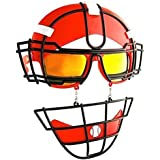 Baseball Catcher Costume Mask/Sunglasses from Stop On Buy