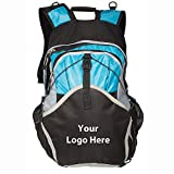 Sport Backpack With Holder - 10 Quantity - $33.55 Each - PROMOTIONAL PRODUCT / BULK / BRANDED with YOUR LOGO / CUSTOMIZED