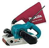 "Makita 9403 4"" x 24"" Belt Sander with Cloth Dust Bag фото"
