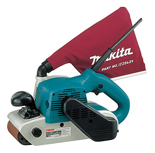 "Makita 9403 4"" x 24"" Belt Sander with Cloth Dust"