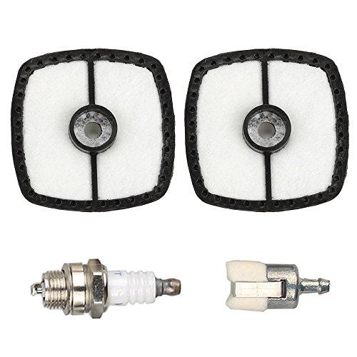 Cheap Hilom A226001410 13031054130 Air Filter Fuel Filter Spark Plug for Echo SRM 210 2100 GT 2000 OREGON 30-119 Stens 102-565 Blower Trimmer hot sale