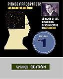 Estimado lector**, me complace traerle el PRIMER tomo de: LO MEJOR De Los Discursos Desconocidos de Napoleón Hill (™) LIBRO 1-DE-3**CALIFIQUE EL CONTENIDO DEL LIBRO. LO APRECIARIA MUCHO!!!!  GRACIASEsta transcripción ha sido meticulosamente p...