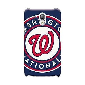 Sumsang Galaxy Cover Case - Washington Nationals Protective Case Compatibel With Sumsang Galaxy S3 Mini