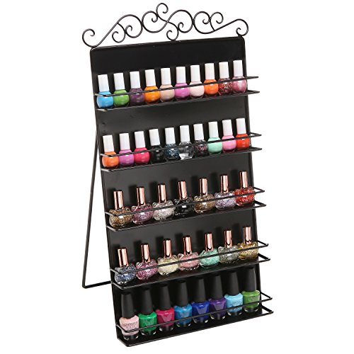 Scrollwork Design Freestanding Organizer Display