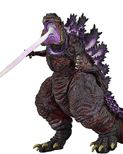 "NECA - Godzilla - 12"" Head-to-Tail Action Figure - Atomic Blast Shin Godzilla (2016) from NECA"