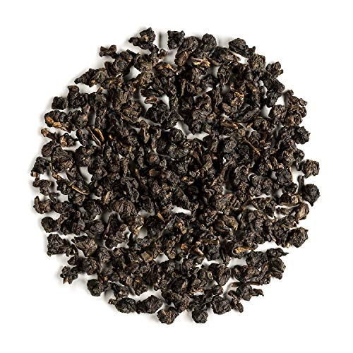 Tie Guan Yin Highest Grade - Oolong Tea Made In Old Ways Most Have Forgot - Roasted Iron Goddess of mercy - Wu long Tea From China - Chinese Blue Tea - Tieguanyin 50g 1.76 Ounce by ValleyofTea