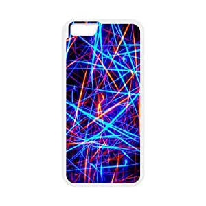 Colorful Fantasy Trippy iPhone 6 4.7 Inch Cell Phone Case White FGR