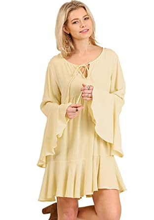 2140b9378 Sweet and Sassy! Bell Sleeve Babydoll Tunic or Dress (Small