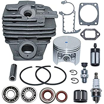 Crankshaft Bearing Oil Seal Muffler Cylinder Gasket For Stihl MS361 Chainsaw