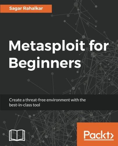 Metasploit for Beginners